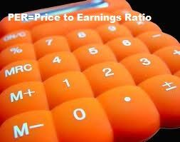 PER, Price Earnings Ratio