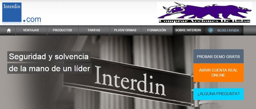 Broker interdin, logo