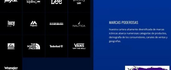 Comprar Acciones de VF Corporation