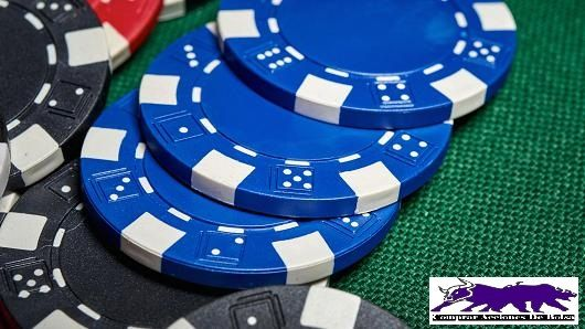 blue chips, fichas de casino