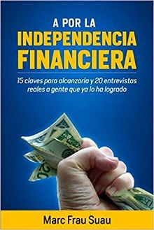 a por la independencia financiera, portada libro