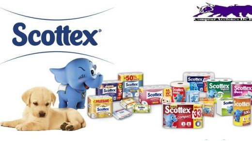 acciones de kimberly clark scottex