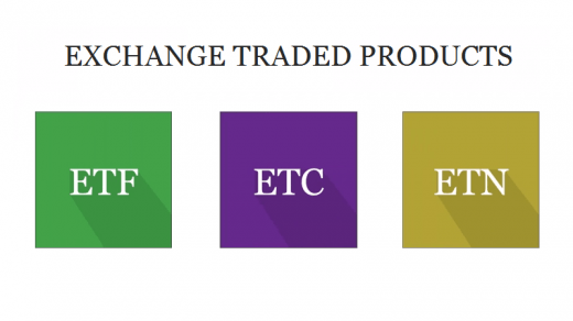 que es un etp, exchange traded products