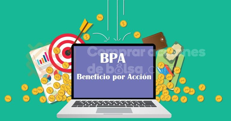 bpa, beneficio por acción