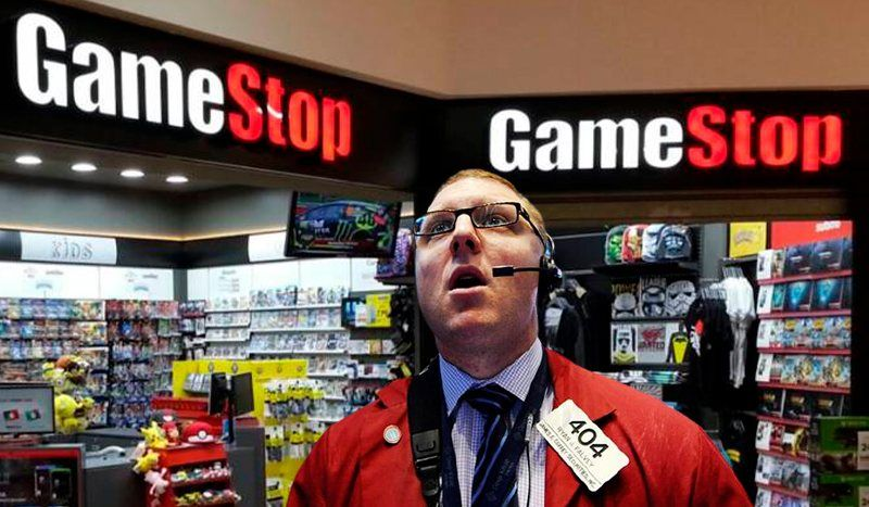 apps de trading, game stop